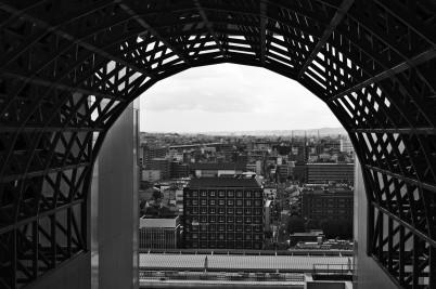Kyoto Station Arch