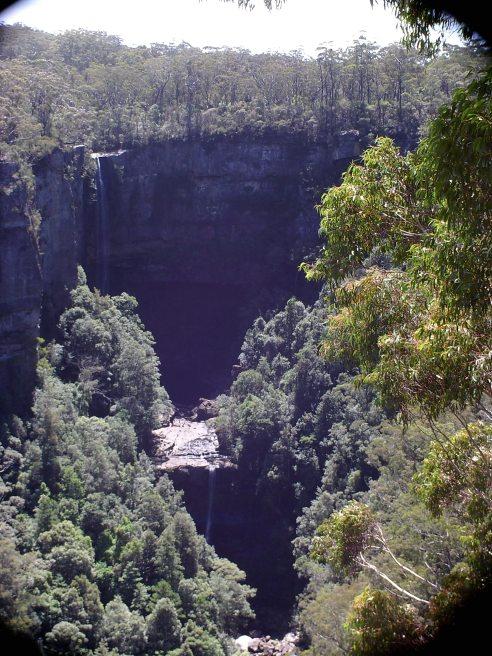 Vingette Falls
