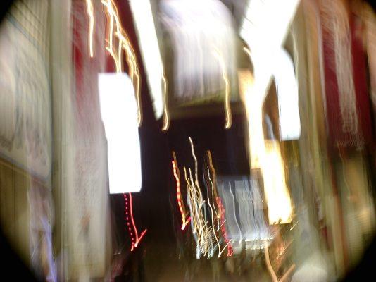 Nara at Night 1