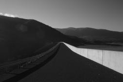 Blowering Dam Causeway