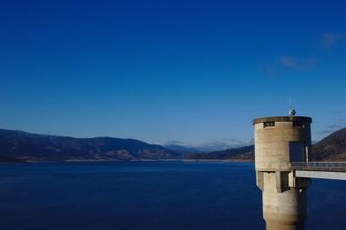 Blowering Dam Tower