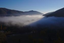 Tumut River Fog II