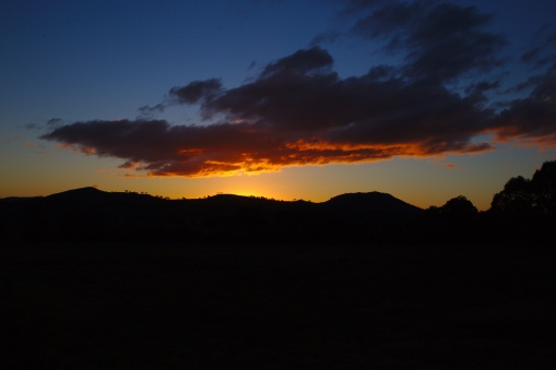 Yass Sunset